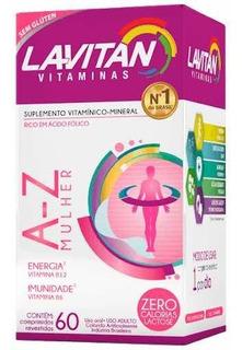 Polivitamínico Feminino Lavitan
