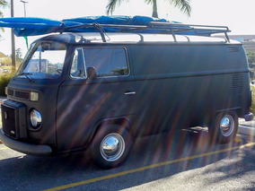 Kombi Ideal Para Food Truck Motor Home