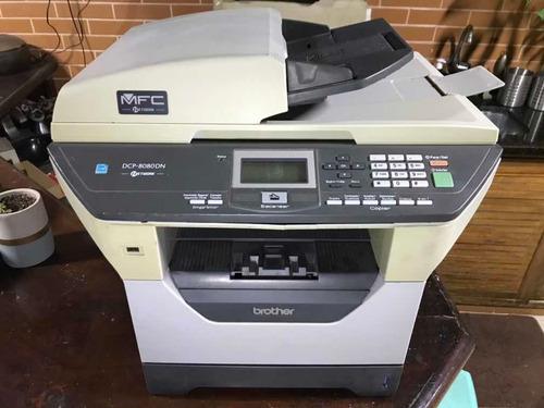 Impressora Laser Brother Dcp-8080dn Não Liga (vendo Peças)