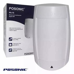 Sensor Infra Semi Externo Duplo Ivp Ps-75 Posonic