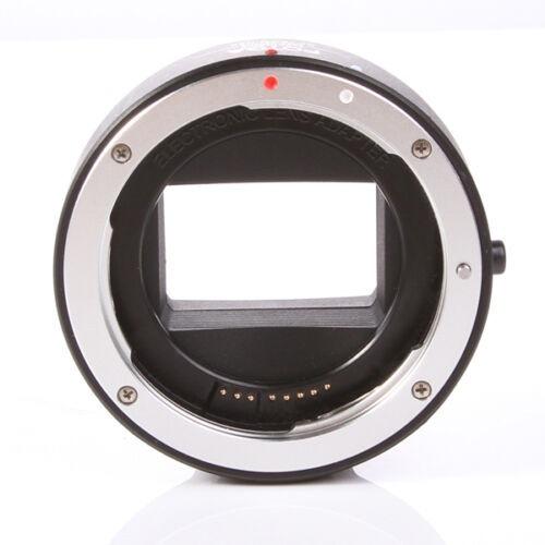 Adaptador Full Frame Canon Ef Para Sony Mirrorles