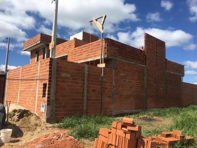 Casa Em Jardim Santa Maria I, Mogi Guaçu/sp De 72m² 2 Quartos À Venda Por R$ 290.000,00 - Ca426501