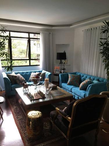 Apartamento No Morumbi , 4 Quartos, 2 Suítes , 4 Vagas,237 M² - Ap2514