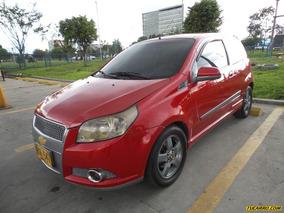 Chevrolet Aveo Gti Mt 1600cc 3p Sa