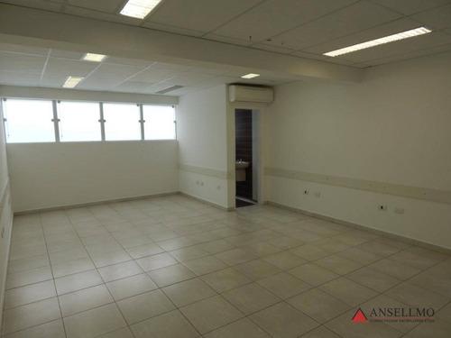 Imagem 1 de 15 de Sala Para Alugar, 60 M² Por R$ 1.700,00/mês - Nova Petrópolis - São Bernardo Do Campo/sp - Sa0500