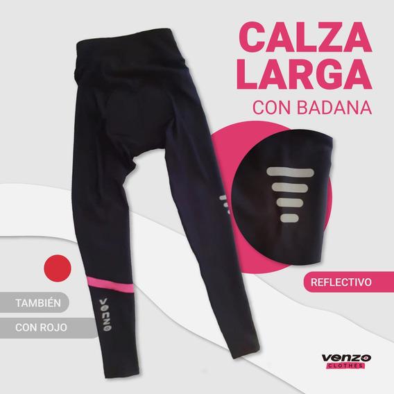 Calza Larga Ciclismo Venzo Clothes Oficial - Racer Bikes