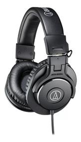 Fone De Ouvido Áudio-technica Ath-m30x