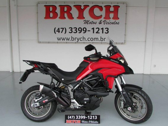 Ducati Multistrada 950 Abs 2018