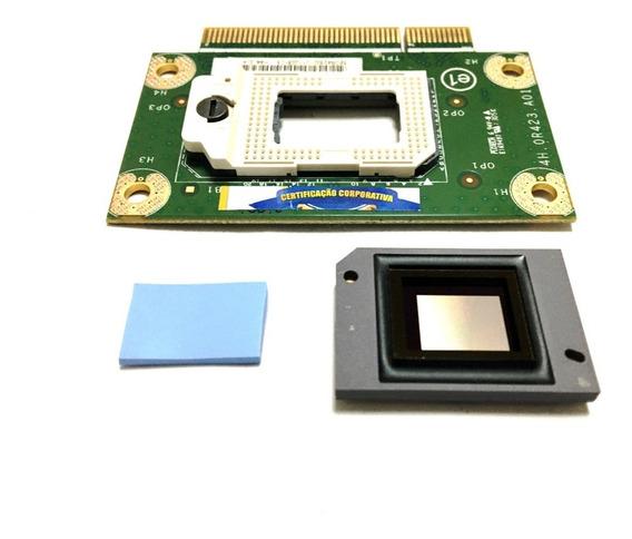 Chip Dmd + Dlp + Thermo Para Projetor Benq Ms513p/pb - Novo!