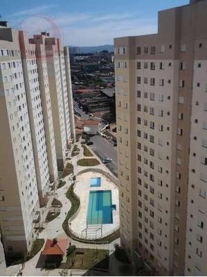 Apartamento Com 2 Dormitórios À Venda, 49 M² - Vila Venditti - Guarulhos/sp - Ap6308