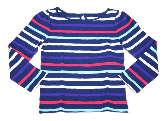 Playera Baby Gap De Manga Larga