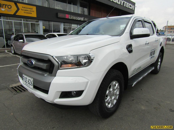 Ford Ranger Doble Cabina 4x4 Full Equipo