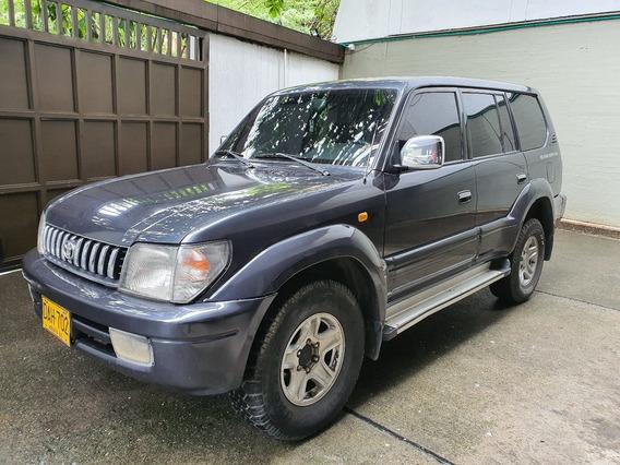 Toyota Prado Vx Blindada