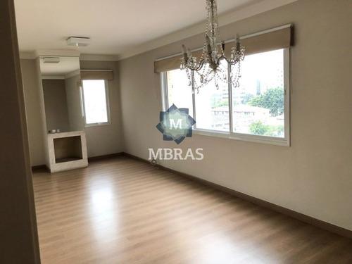 Apartamento Harmonioso E Bem Acabado, Com Excelente Localização. - Mb10233