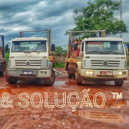 Imagem 1 de 7 de Volkswagem Work 17-280 (2009) / Volkswagem 13-180 (2001)