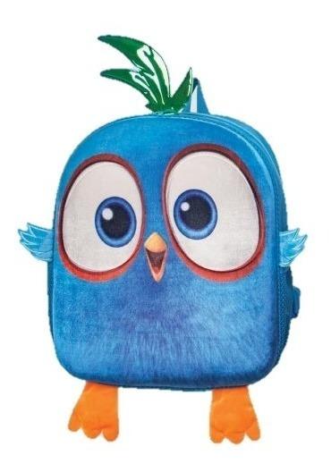Mochila Hatchlings Angry Birds Kinder Backpack Amp288