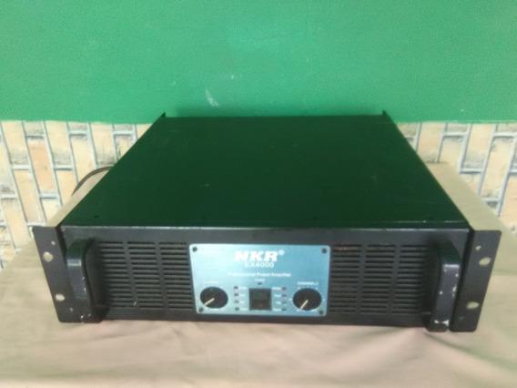 Oferta Power Amplificador Nkr 4000 Watts Operativo (160 Vrdz