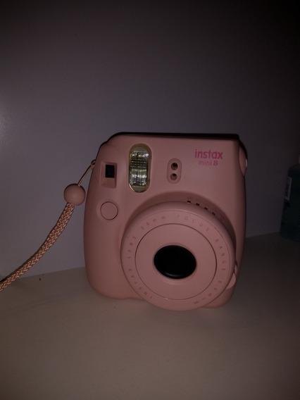 Câmera Instax Mini 8 Semi Nova