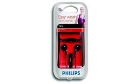 Fone De Ouvido Intra-auricular Philips She-3600