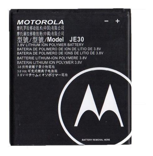 Batería Original Motorola E5 Play Moto Xt1920 /je30 /2100mah