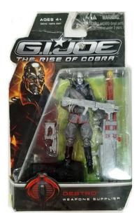 Muñeco Gi Joe The Rise Of Cobra Hasbro Destro