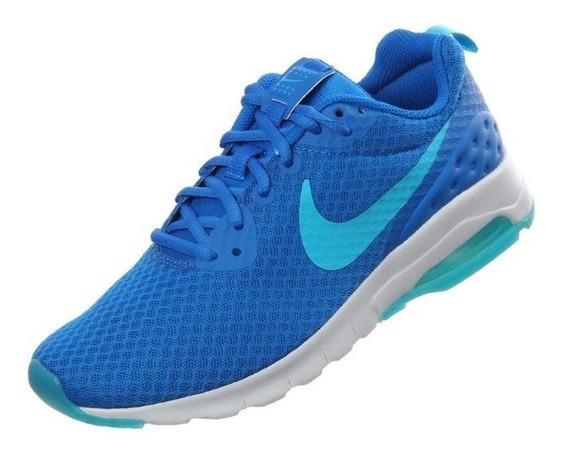 Nike Air Max Motion Lw Mesh Hombre Original