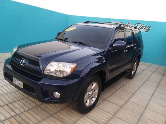 Toyota 4runner 2009 Limited 4x4 Sunroof En Piel Impecable