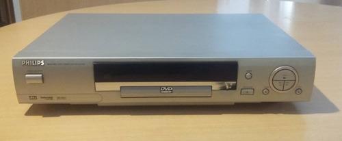 Reproductor Dvd Philips C/control Remoto - 703/781 -funciona