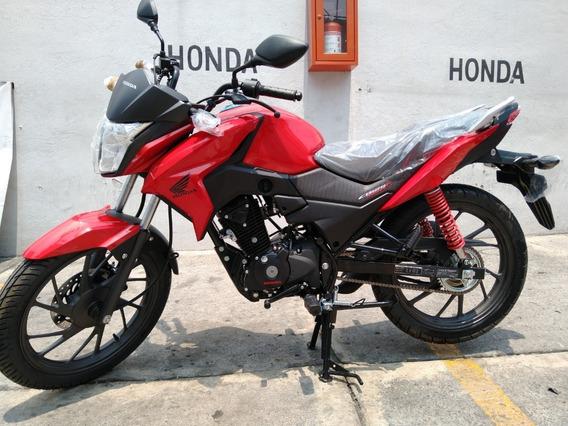 Honda Cb 125f Twister (2020)