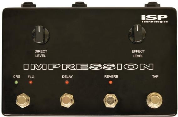 Pedal Isp Technologies Impression Chorus / Delay / Reverb