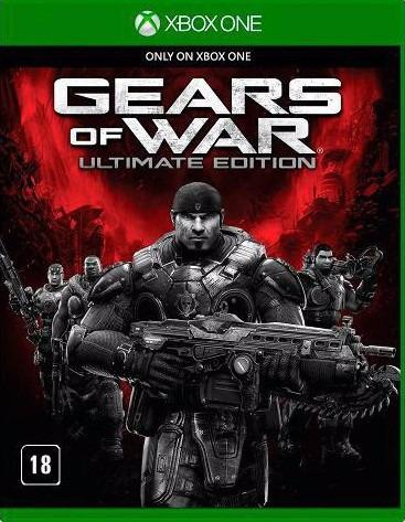 Jogo Gears Of War Ultimate Edition - Xbox One - Seminovo