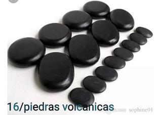 Kit De 16 Piedras Volcanicas