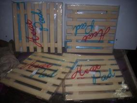 Lote Com/ 5suporte Pra Coloca Embaixo Panela Etc/ Artesanal