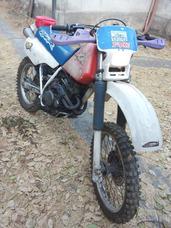 Honda Xr 250 Año 1989