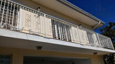 Casa Com 4 Dormitórios À Venda, 233 M² Por R$ 650.000 - Jardim Chapadão - Campinas/sp - Ca11060