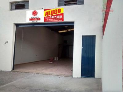 Barracão Comercial Para Locação, Piracicamirim, Piracicaba. - Ba0033