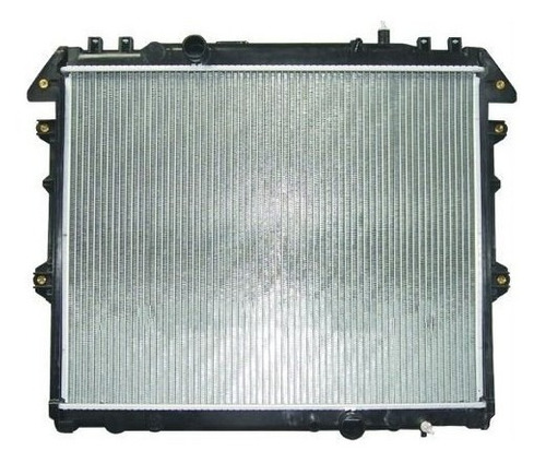 Imagen 1 de 2 de Radiador Toyota Hilux Vigo 05/15 Automatico