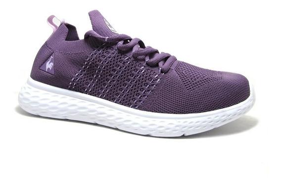 Zapatillas Le Coq Sportif Runaid Purple Running Deportiva