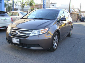 Honda Odyssey Exl Minivan Cd Dvd At Piel Ptas. Elec. 2011