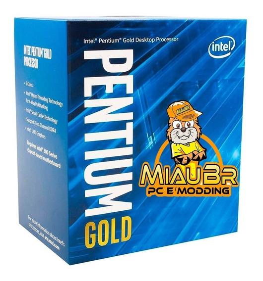 Processador Intel Pentium Gold G5400 3.7ghz 8ª Geração
