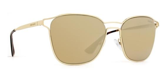 Oculos Solar Prada Pr54t Zvn1c0 55