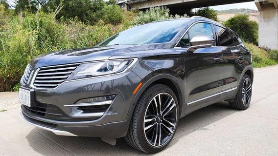 Lincoln Mkc 2018 Reserve 2.3 Turbo Perfecto Estado Impecable