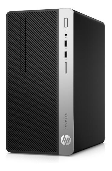 Computador Hp Prodesk Core I5 4ª Ger. 4 Gb Ram Ssd 120gb