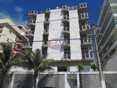 Apartamento Com 3 Dormitórios À Venda - Balneário Das Dunas - Cabo Frio/rj - Ap0371