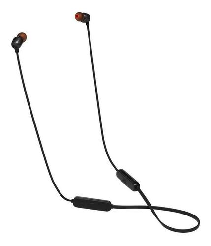 Imagen 1 de 3 de Audífonos in-ear inalámbricos JBL Tune 115BT negro