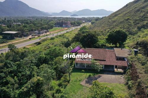 Imagem 1 de 8 de Chácara À Venda, 21000 M² Por R$ 3.200.000,00 - Maranduba - Ubatuba/sp - Ch0116