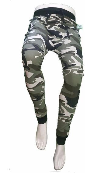Jogger Baggy Pants Camuflajeado Ya Con Envio Gratis