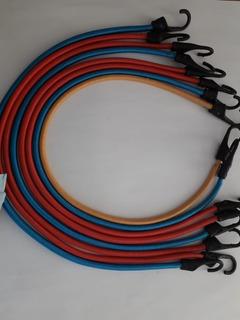 Sujetador De Cable Elástico Docena