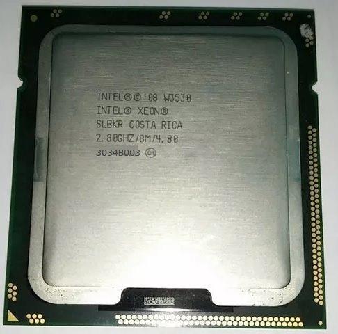 Intel Xeon Processor W3530 8m Cache /2.80 Ghz / 4.80 Gt/s