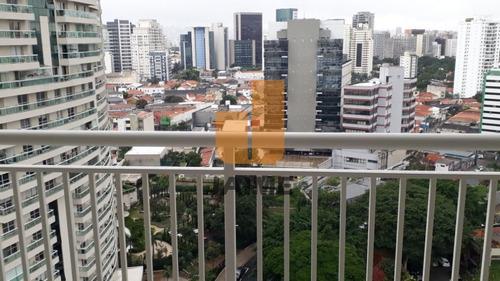 Apartamento Para Venda No Bairro Pinheiros Em São Paulo - Cod: Bi3555 - Bi3555